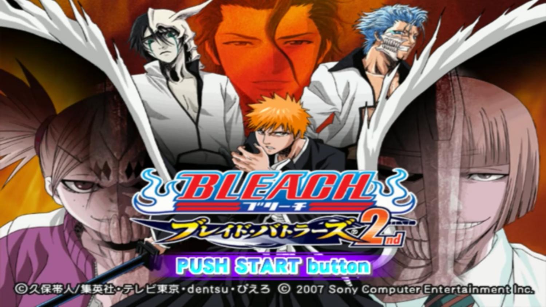 bleach blade battlers 2