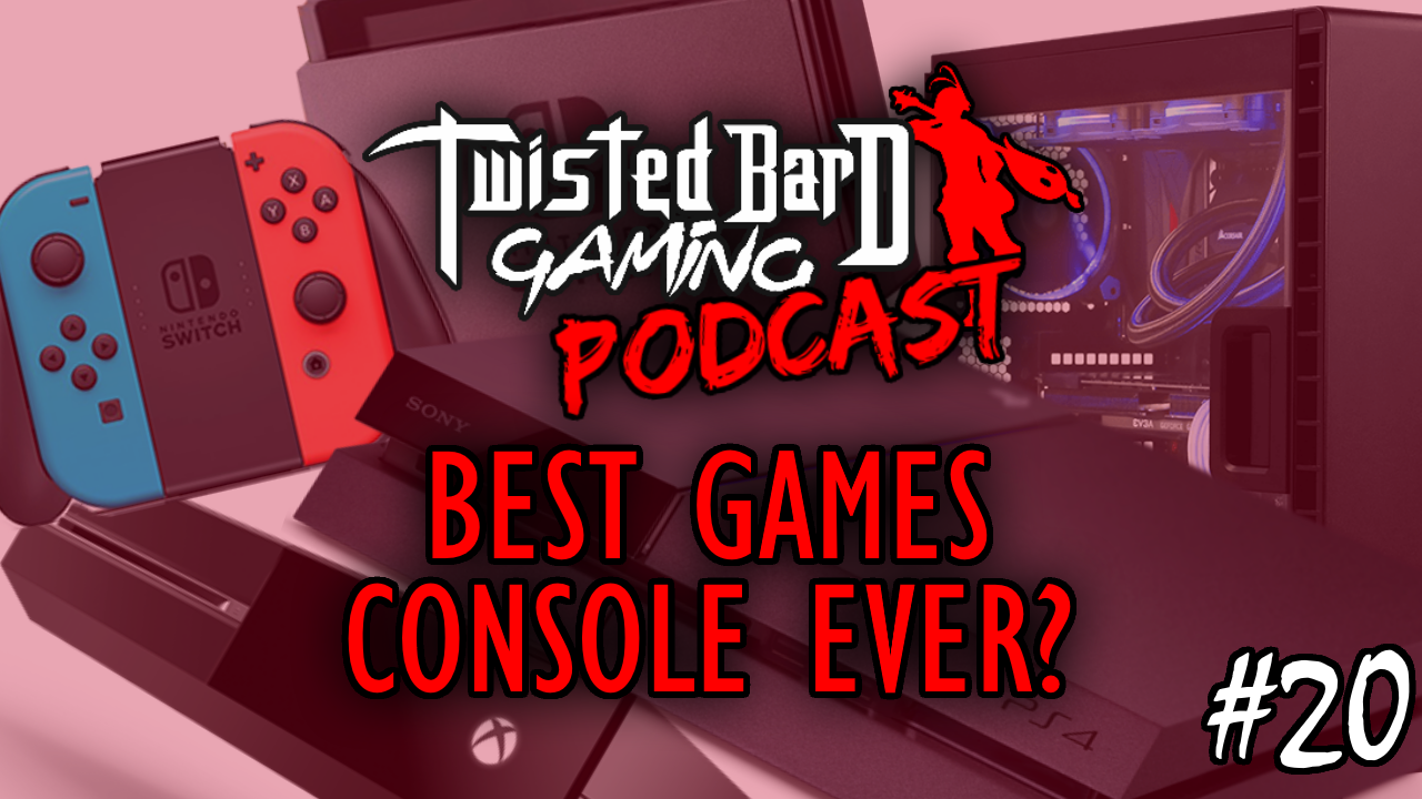 twisted bard gaming podcast 20