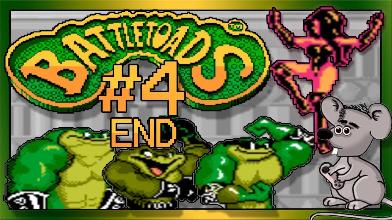 Rat Race From Hell Battletoads Part 4 Twisted Bard Gaming